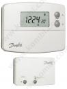 Danfoss TP5001 RF Kablosuz Haftalık Program Saatli Oda Termostatı