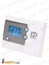 Demirdöküm Exacontrol 7 Haftalık Program Saatli Dijital Oda Termostatı