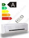 Demirdöküm A2 09 HP 9000 BTU Duvar Tipi Split Klima ( Air Conditioner ) A Sınıfı R22 gazlı