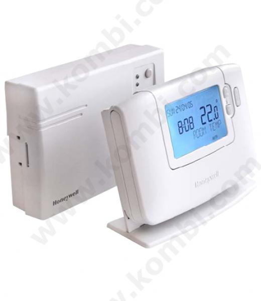 e c a haftalık programlanabilir kablosuz oda termostat