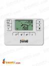 Ferroli Romeo W Haftalık Program Saatli Dijital Oda Termostatı