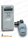 TEBAŞ Energy radyatör üzeri radyo frekanslı kablosuz ısı pay ölçer