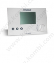 Vaillant Calormatic 240 Kablolu Haftalık Program Saatli oda termostatı ( Pil ile hafıza koruma )